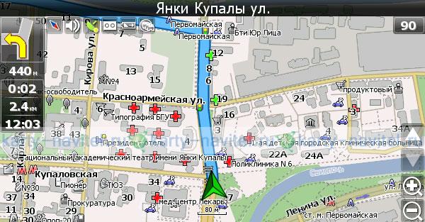карты дорог украины для навигатора скачать бесплатно
