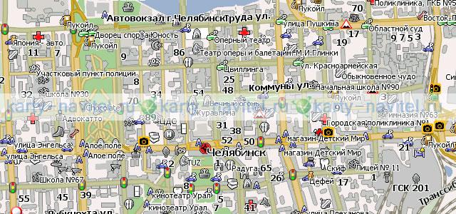 Карта Челябинской Области Для Навител Nm3