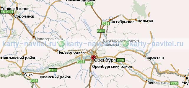 navitel карта красноярского
