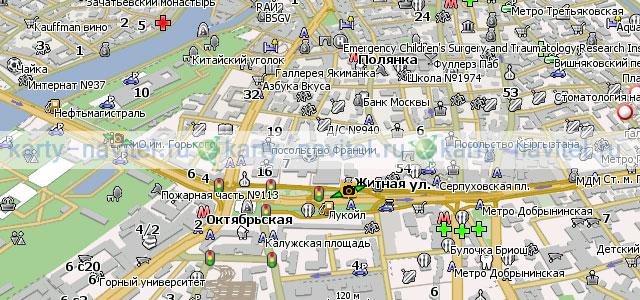 карта москвы на андроид - фото 9