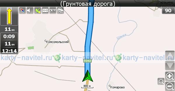 Скачать карту пермского края