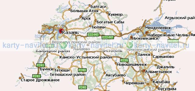 Бугульма Карта С Улицами