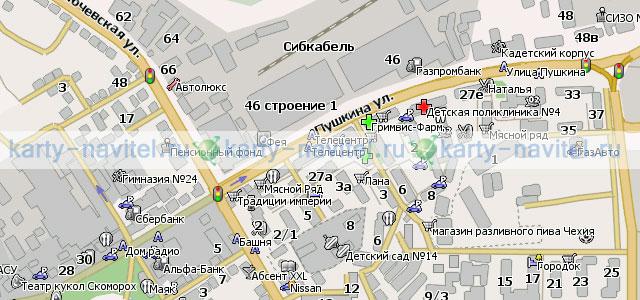 карту томска скачать - фото 7