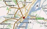 мини карта Волгограда