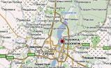 Небольшая карта Воронежской области