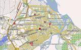 мини карта Абакана