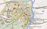 мини карта Барнаула