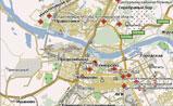 мини карта Кемерово
