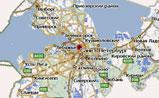 мини карта Лен области