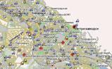 мини карте Петрозаводска