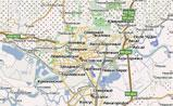 мини карта Ростова