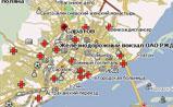 мини карта Саратова