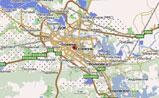 Тюмень - мини карта
