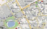 мини карте Томска