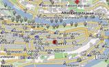 мини карта Берна