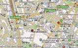 мини карта Братиславы