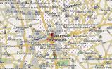 мини карта Бухареста