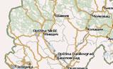мини карта Черногория