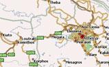 мини карта Греции