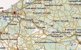 мини карта Латвии