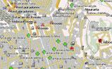 мини карта Лиссабона