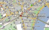 мини карта Лондона