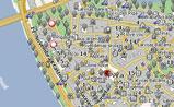 мини карта Риги