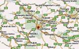 мини карта Словении