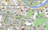 мини карта Вильнюс