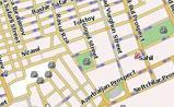мини карта Баку