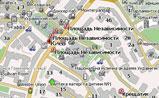 мини карта Киева