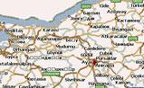 мини карта Турции