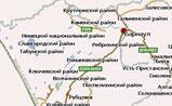 Мини-карта Алтайского края